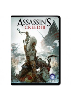 Assassin's Creed III Deluxe CD Key With Download - Retail