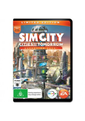 SimCity Cities of Tomorrow Limited Edition CD Key - Origin